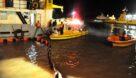 تمرین جمع آوری و پاکسازی آلودگی نفتی دربندر خرمشهر برگزار شد