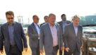 با حضور نوبخت صورت گرفت: آغاز عملیات ساخت ۱۴۰۰ واحد مسکونی برای زلزلهزدگان مسجدسلیمان