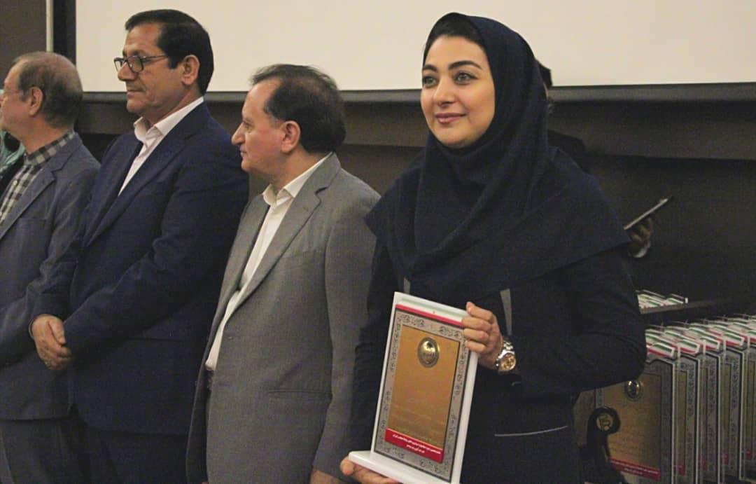 انتخاب روابط عمومی شرکت فولاد خوزستان به عنوان واحد برتر کشور