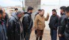 گزارش تصویری | بازدید و حضور به موقع دکتر نوید شعبانی شهردار مسجدسلیمان از تپه رانشی نفتک و دیگر مناطق شهر در پی بارش های اخیر مسجدسلیمان