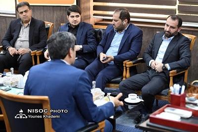 توسعه همکاریها برای توسعه شهری پایتخت نفتی ایران
