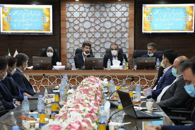 فعالیت واحدهای تولیدی خوزستان به بهانه محدودیت اختصاص گاز متوقف نشود
