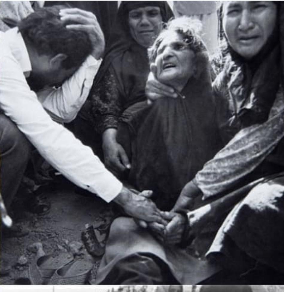 سی مهرماه۱۳۶۲ وحشی ترین حملات رژیم بعثی به مسجدسلیمان