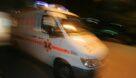 ۱۰ مصدوم در واژگونی مینیبوس حامل پرسنل بیمارستان نظام مافی شوش