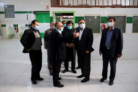 سفر معاون وزیر صنعت، معدن و تجارت به خوزستان